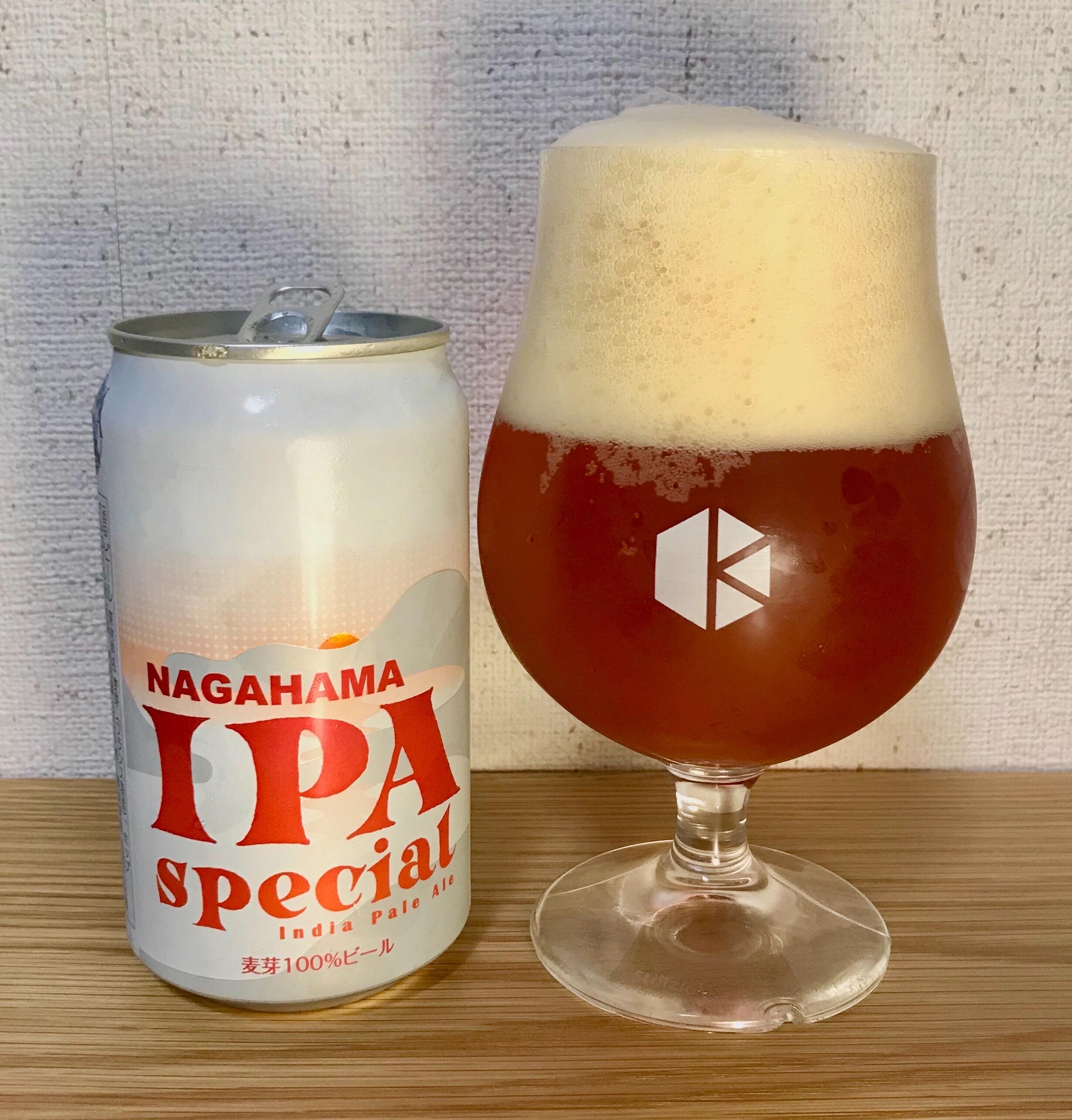 MAGAHAMA IPA special_長濱浪漫ビール_滋賀_Image